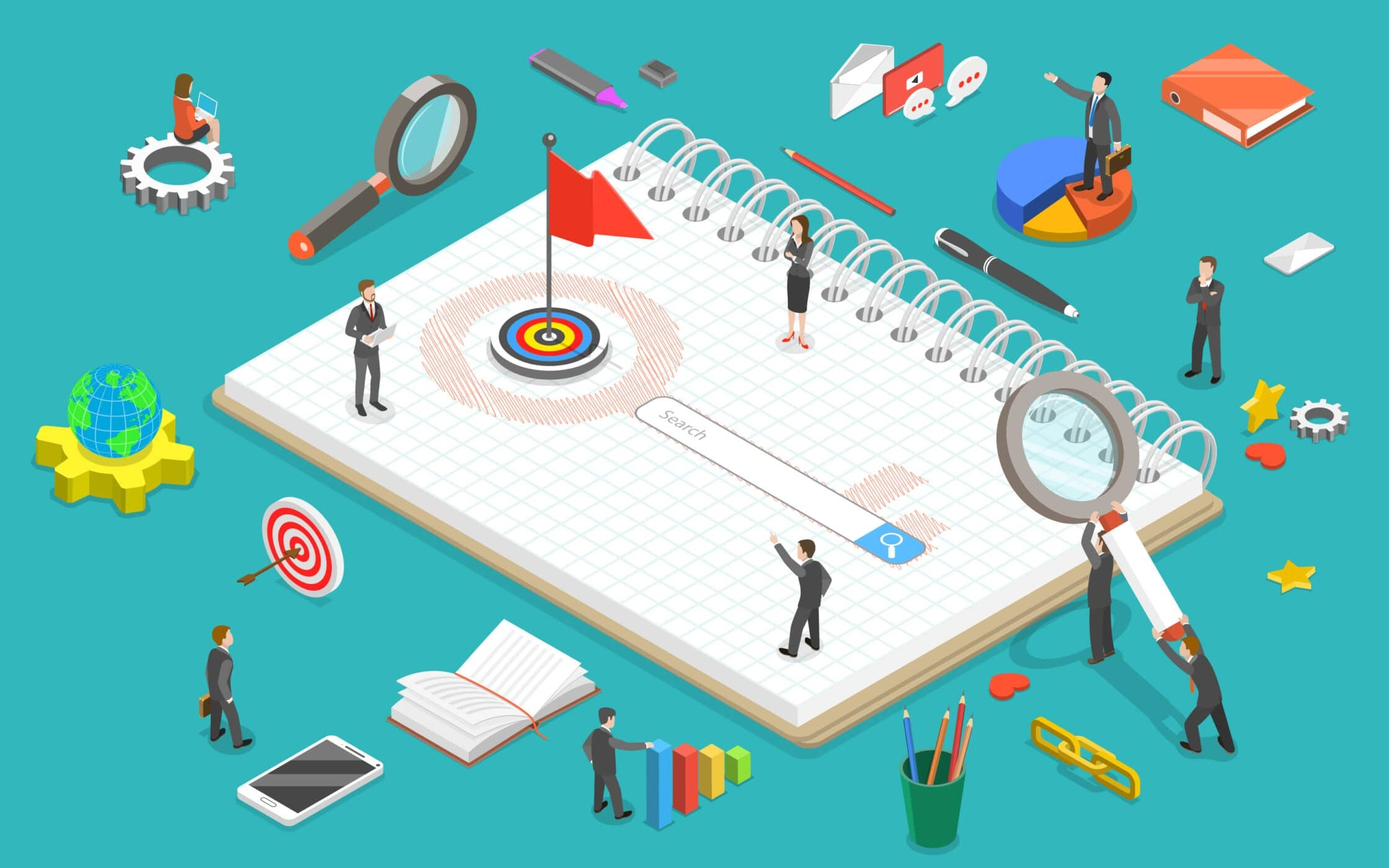 [마소캠퍼스] <b>2020년에 효과적인 키워드 타겟팅 5단계 프레임워크</b>